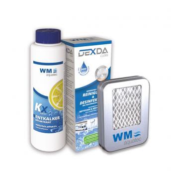 wm aquatec trinkwasserhygiene hygiene trio 50 liter wassertank. Black Bedroom Furniture Sets. Home Design Ideas