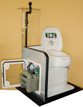 sog 1 typ b wc entl ftung f r thetford toilette c200 dach. Black Bedroom Furniture Sets. Home Design Ideas