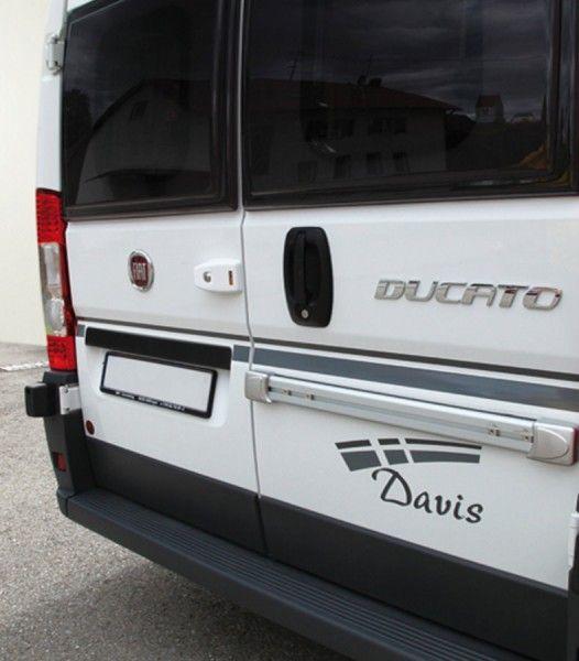 Betere Heosafe Van Security Paket Türsicherung Zusatzschloß Fiat Ducato IP-27